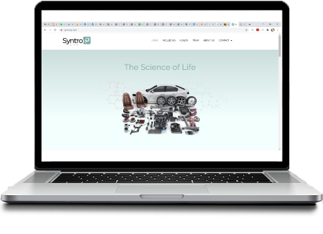 Sutherland Sites Website Creation | syntro-p medical website