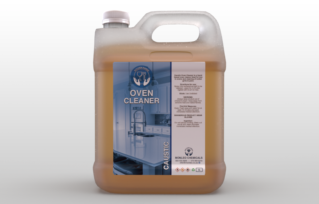 Monleo Chemicals - Caustic Oven Cleaner-Current View